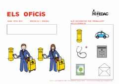 Interactive worksheet Oficis