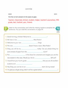 Interactive worksheet E-activity-2