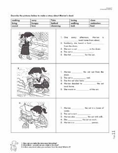 Interactive worksheet Good deed
