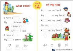 Interactive worksheet 1A What colour?