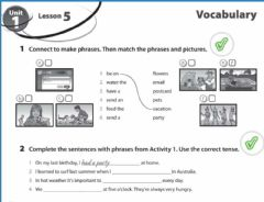 Interactive worksheet Vocabulary Lesson 5 Next Move 5