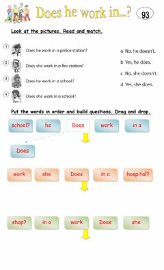 Interactive worksheet 3° 93