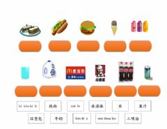 Interactive worksheet 食物