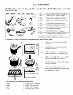Interactive worksheet Grade 7 Unit 5