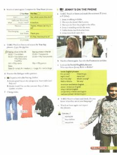 Interactive worksheet PE3 - In a clothing store