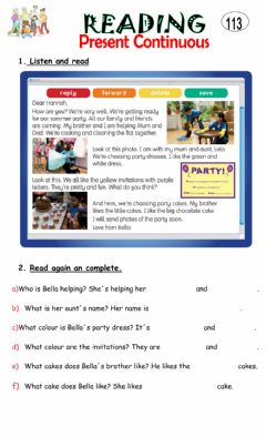 Interactive worksheet 3° 113