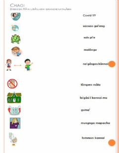 Interactive worksheet Tes COVID 19