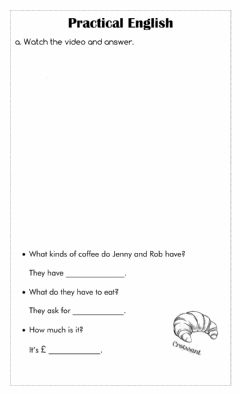Interactive worksheet Adults