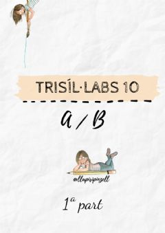 Ficha interactiva trisíl·labs 10 primera part