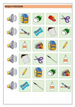 Interactive worksheet Material escolar