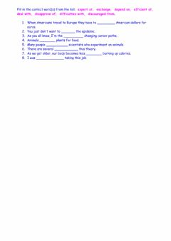 Interactive worksheet WB83 EX13 deal with - expert at 1