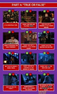 Interactive worksheet -Harry Potter and the Philosopher's Stone- Part 11