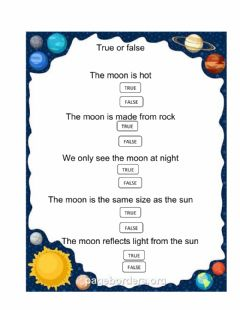 Interactive worksheet Science