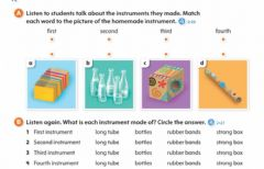 Interactive worksheet Oxford Discover 3 - Unit 12
