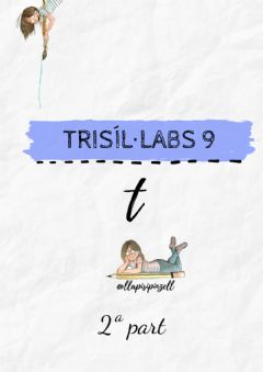 Ficha interactiva trisíl·labs 9 segona part