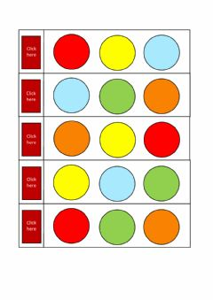 Interactive worksheet What color is this?
