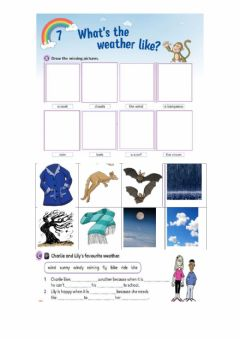 Interactive worksheet Movers YLE