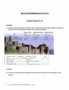 Interactive worksheet Comparative and Superlatives