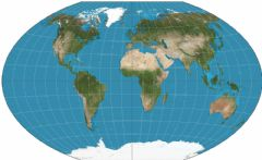 Interactive worksheet World Map
