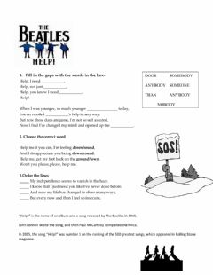 Interactive worksheet Help