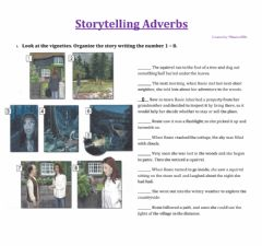 Ficha interactiva Storytelling Advers