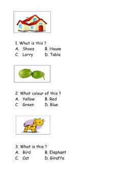 Interactive worksheet Worksheet English Taj Sadae