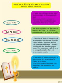 Interactive worksheet Textos Bíblicos