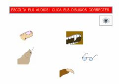 Interactive worksheet Sons d'una paraula U (5)