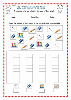 Interactive worksheet Maths