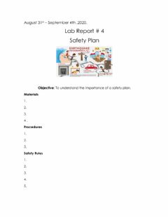 Interactive worksheet Lab report