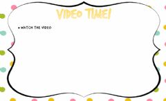 Interactive worksheet The Five W's Song