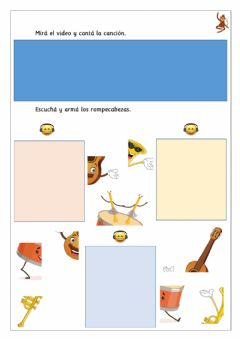 Interactive worksheet Extra-k5