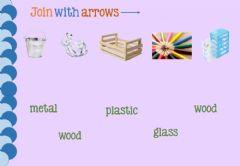 Interactive worksheet Join with arrows