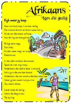 Ficha interactiva Week 27 - Afrikaans Tuesday