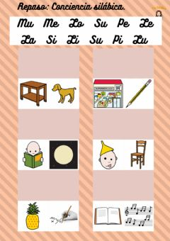 Interactive worksheet Repaso fonemas