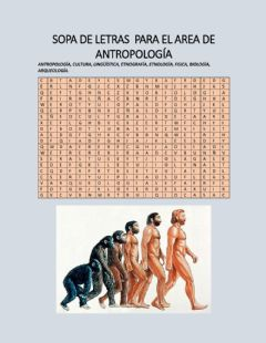 Interactive worksheet Antropologia