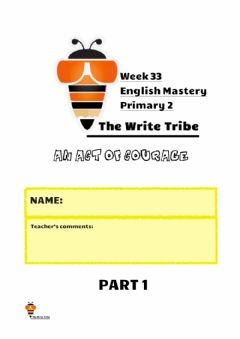 Interactive worksheet Week 33 e-learning p2 part 1