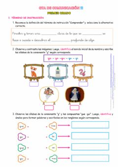 Interactive worksheet GTA 11: preguntas 1, 2 y 3