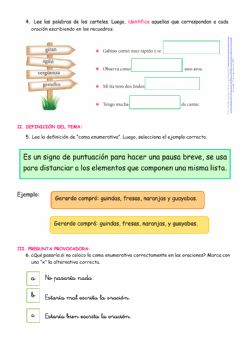 Interactive worksheet GTA 11 preguntas 4 a la 7