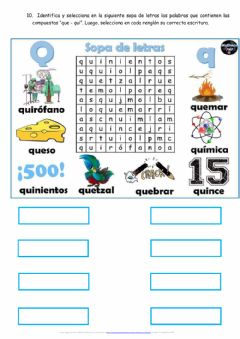 Interactive worksheet Gta 11 :preguntas 10, 11 y 12