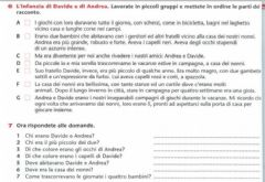 Interactive worksheet Imperfetto