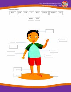 Interactive worksheet Tugas Online for Fifth Grade