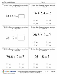 Interactive worksheet Pre Assessment2