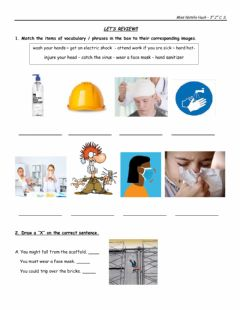 Interactive worksheet LESSON 4 -3° 2°