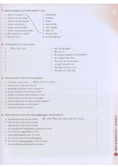 Interactive worksheet Answer questions