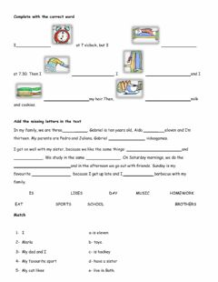 Interactive worksheet Elemental Present Simple