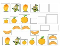 Interactive worksheet Patrones