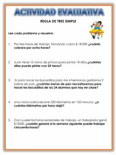 Interactive worksheet Taller evaluativo