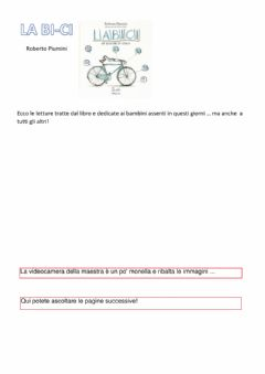 Interactive worksheet labici