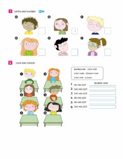 Interactive worksheet Physical appearence